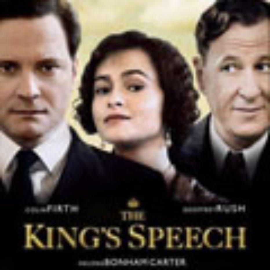El discurso del Rey: esplendoroso clasicismo británico