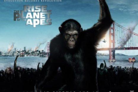 El origen del planeta de los simios, Capitán America, Hobbit, Juegos de Guerra y Terranova