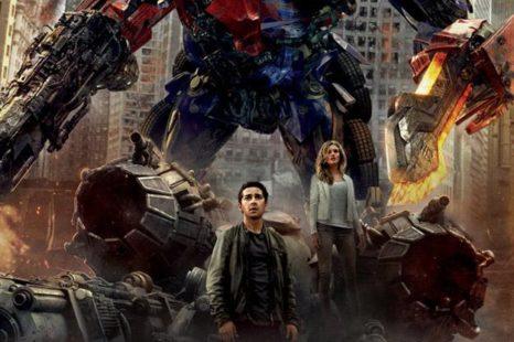 Transformers 3. El lado oscuro de la Luna