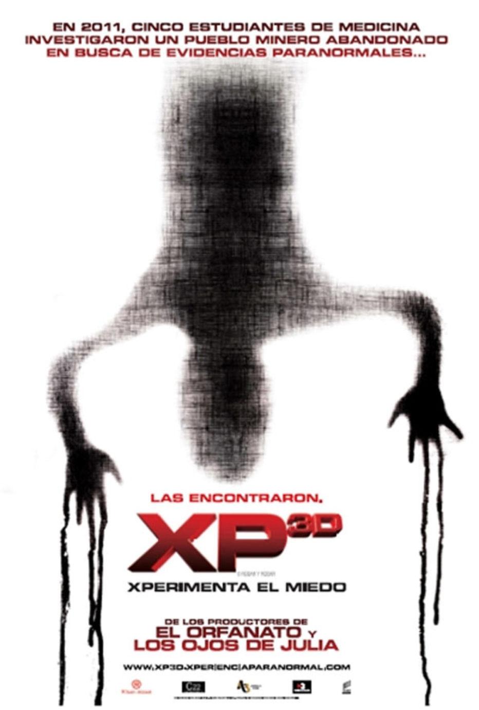Visita al rodaje de XP 3d
