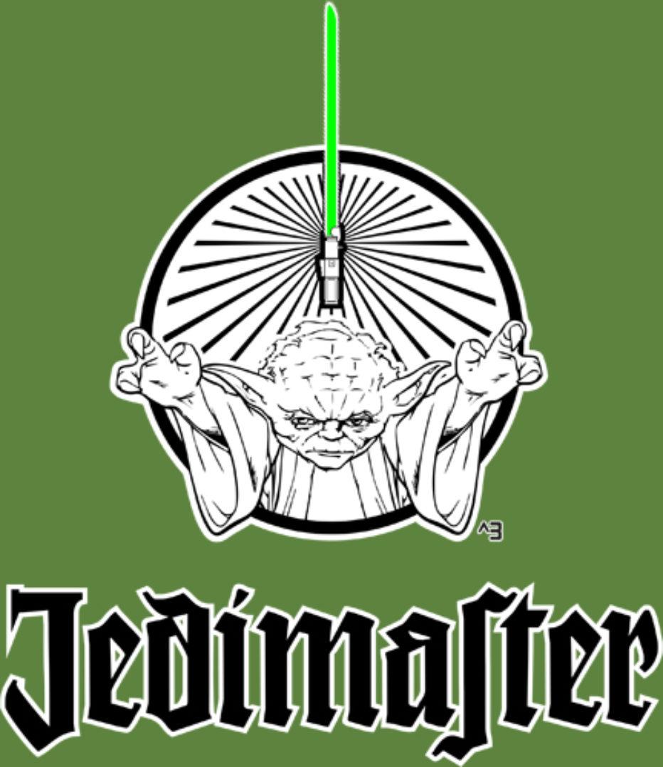 Camiseta: Jedi Master