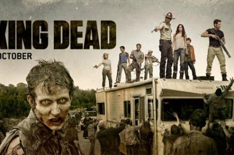 Tweets del día: Trailer de Walking dead season 2