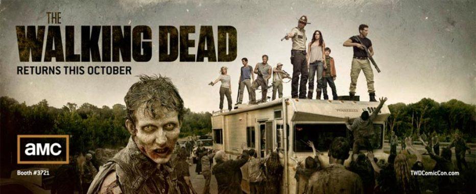 Tweets del día: Trailer de Walking dead season 2