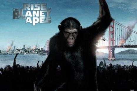 El origen del Planeta de los Simios : salto evolutivo