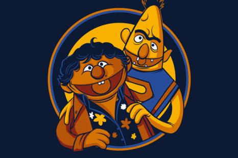 Ronda de 3 camisetas: Goonies, Star Wars & Boba