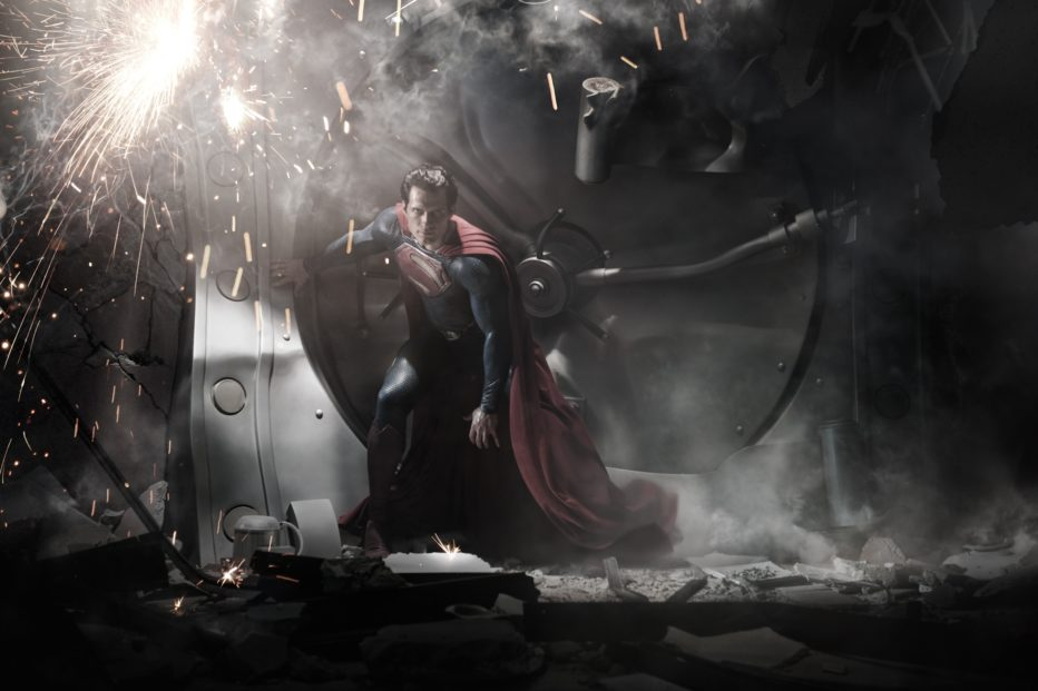 Superman: ¡Primera imagen oficial del traje!