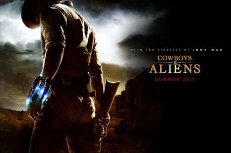 Cowboys & Aliens. Sin Pena & Gloria