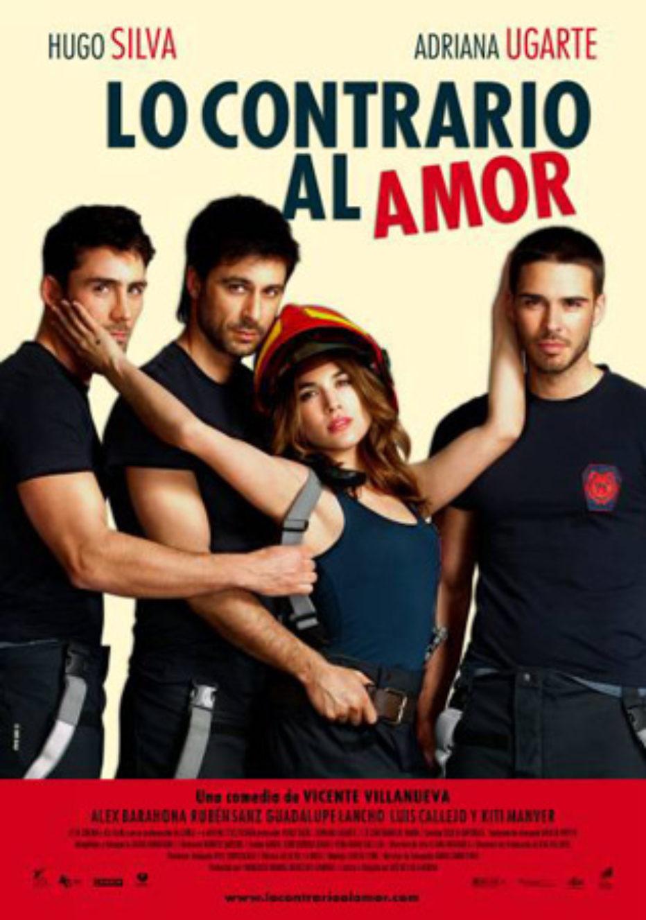 Lo contrario al amor: galería con Hugo Silva y Adriana Ugarte entre otros