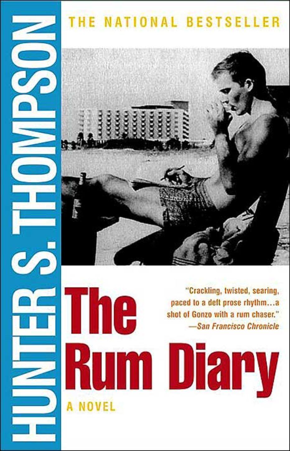 Tweets del día: The rum diary y Cazafantasmas 3