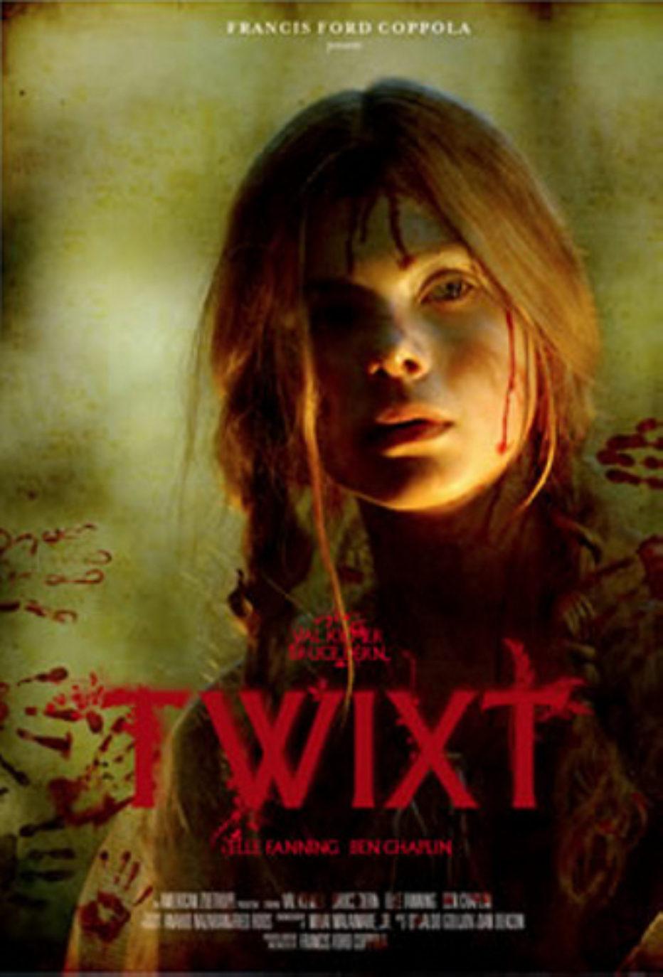 Tweets del día: Twixt, de Coppola y Rec 3, de Plaza