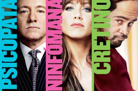 Cómo acabar con tu jefe: Aniston y Farrell desatados