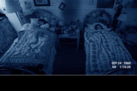 Tweets del día: Paranormal 3, Centipede 2 y Álex de la Iglesia