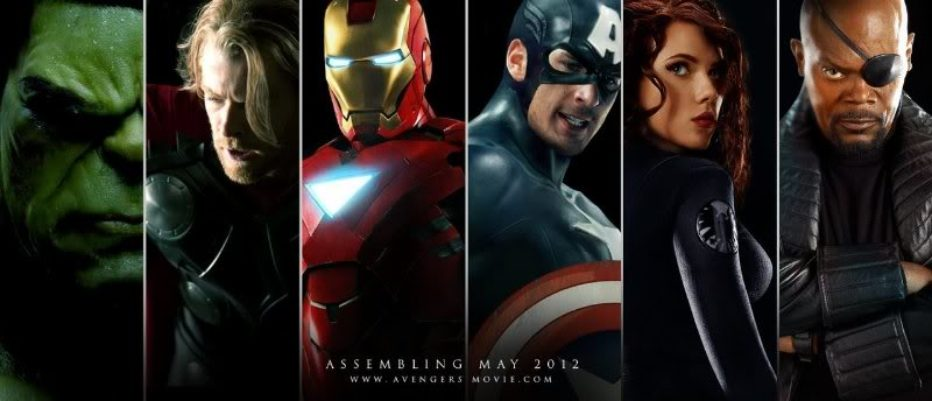 Trailer de The Avengers