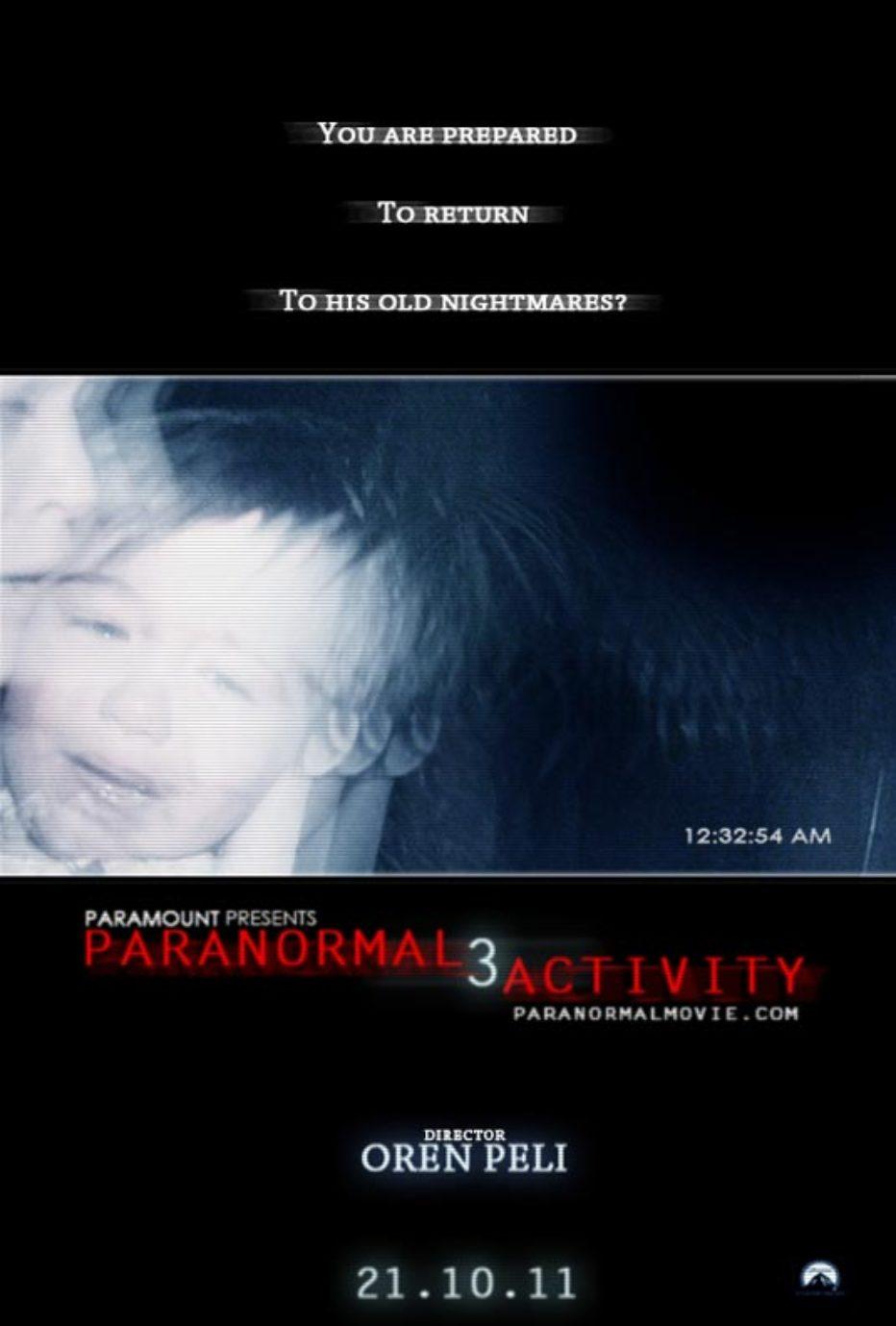 Tweets del día: Taquilla y Paranormal 3