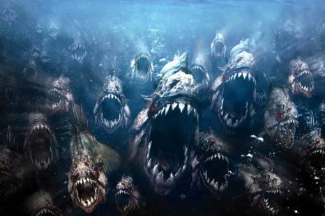 Teaser trailer de Piranha 3DD