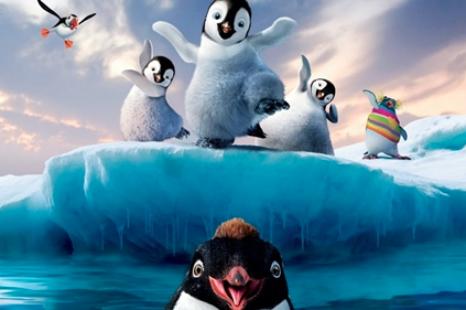 Happy Feet 2: Pinguinos a la deriva