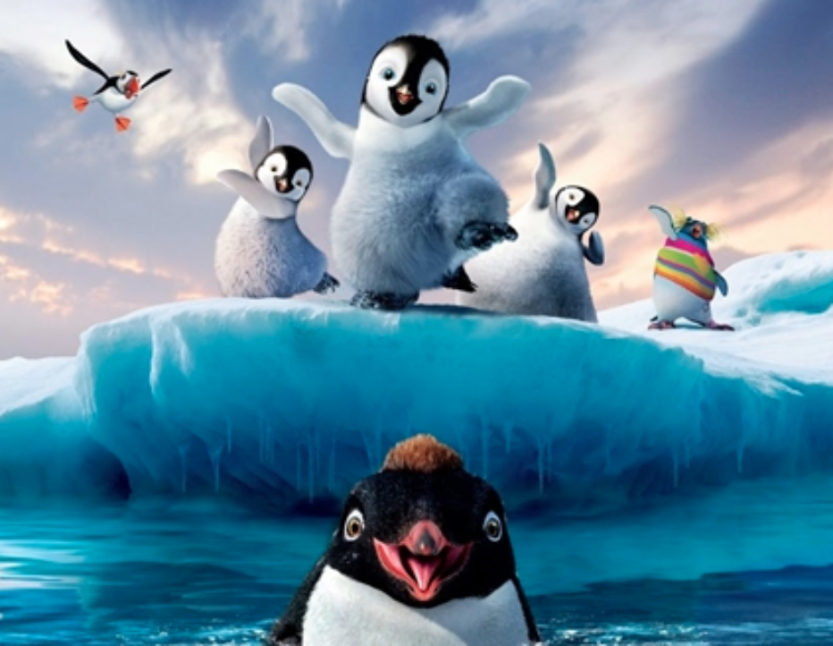Happy Feet 2: Pinguinos a la deriva