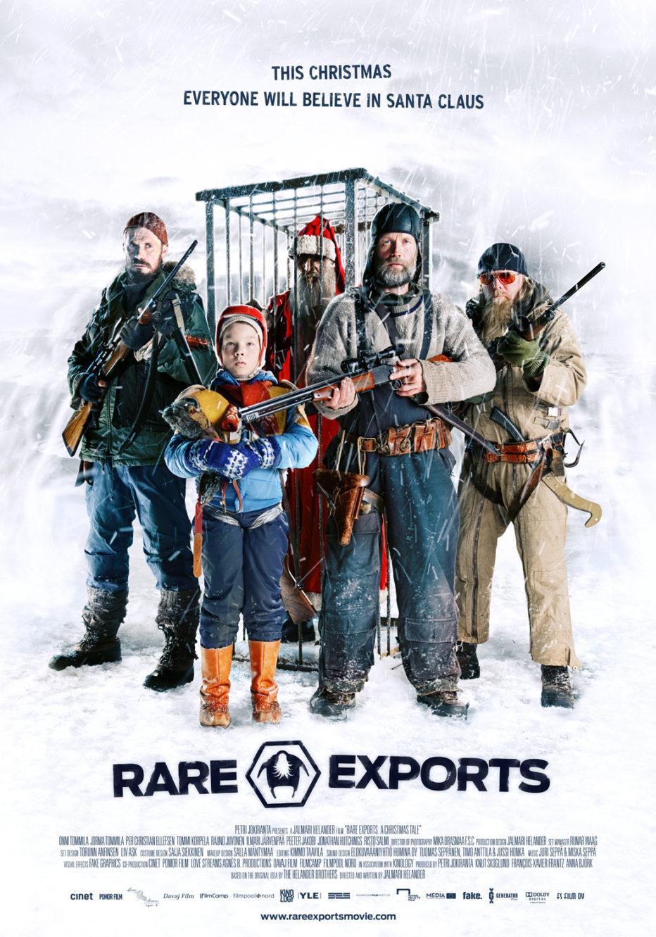 Tweets del día: Rare Exports, la película de estas navidades
