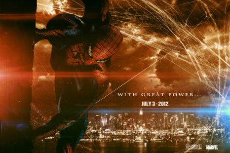 Nuevo trailer de The Amazing Spiderman