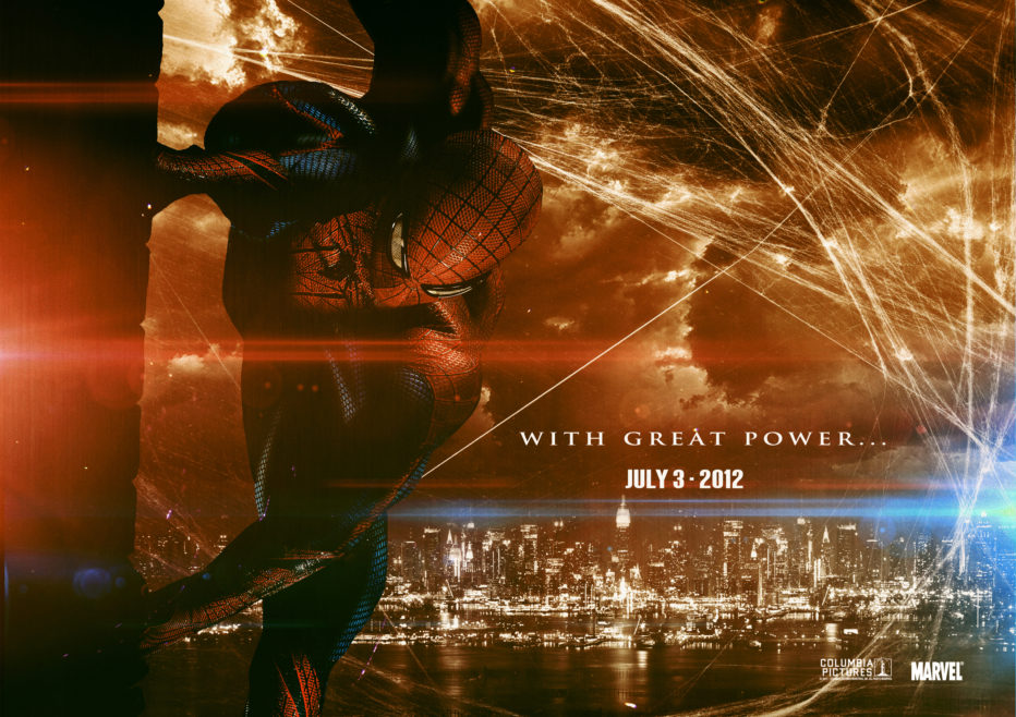 Nuevo trailer de The Amazing Spiderman