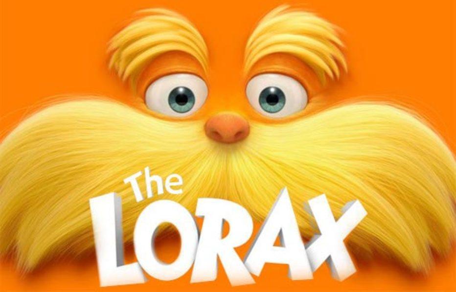 Lorax, en busca de la trúfula perdida: Fábula ecologista
