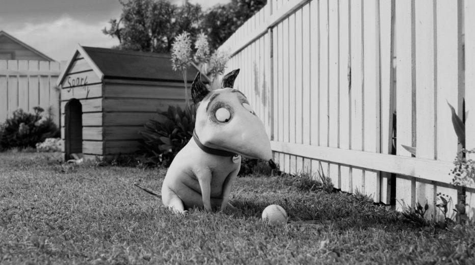 Trailer de Frankenweenie: Burton de vuelta a sus orígenes