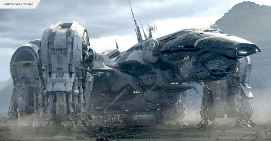 Nuevo trailer de Prometheus. Acojonante