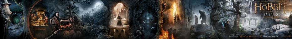 Mega-imágen / poster de El Hobbit