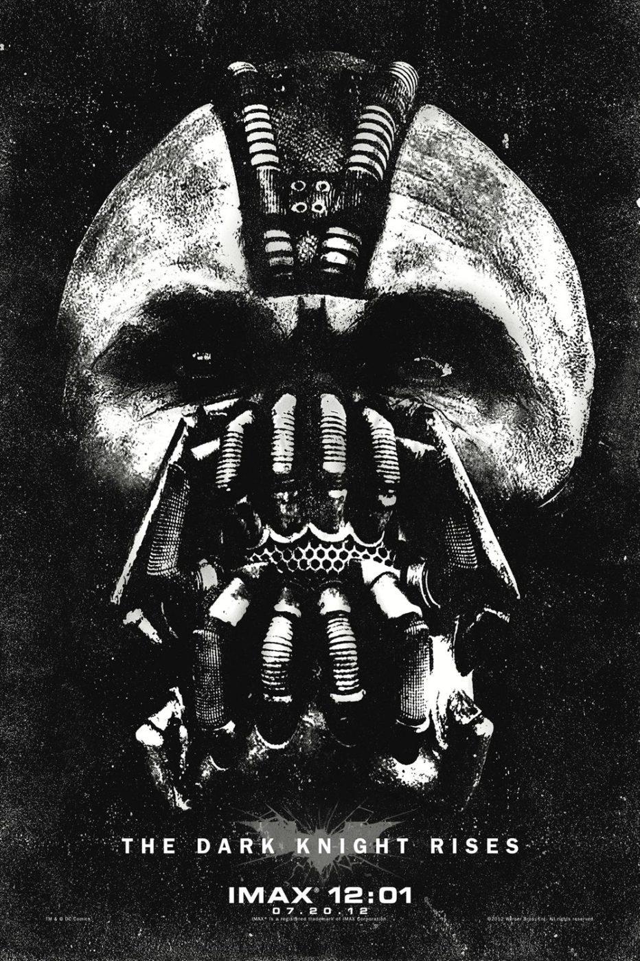 Tweets del día: Poster Imax de The Dark Knight rises y Mondo de Game of thrones
