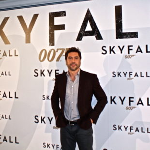 """SKYFALL"" – PHOTOCALL (Madrid): Daniel Craig, Javier Bardem y Sam Mendes"