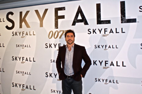 «SKYFALL» – PHOTOCALL (Madrid): Daniel Craig, Javier Bardem y Sam Mendes