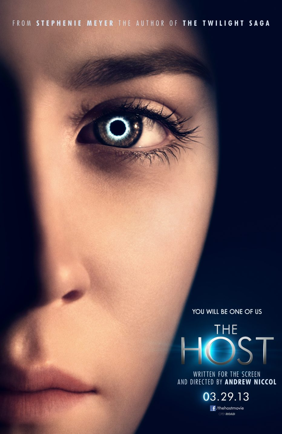 «THE HOST» La nueva Crepúsculo…