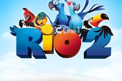 RIO 2: Lanzamiento del Teaser Trailer