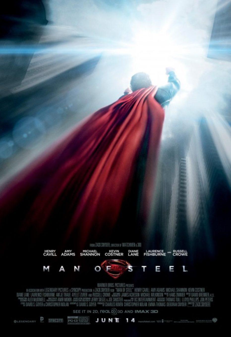 «El HOMBRE DE ACERO» Photocall con Russell Crowe, Henry Cavill (Superman) y Zack Snyder (director)