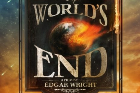 Trailer y póster de The world's End