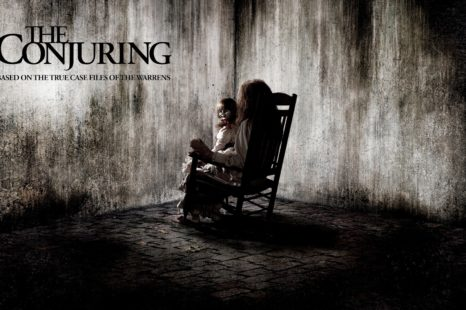 Expediente Warren: The conjuring. Terror del bueno. Por fin