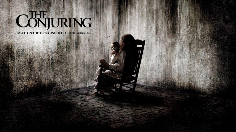 Expediente Warren: The conjuring. Terror del bueno. Por fin