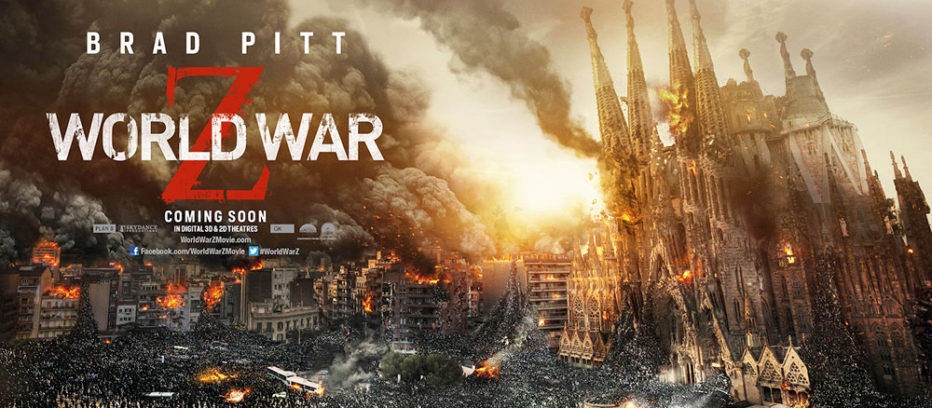 Guerra Mundial Z: Ni tanto ni tan poco