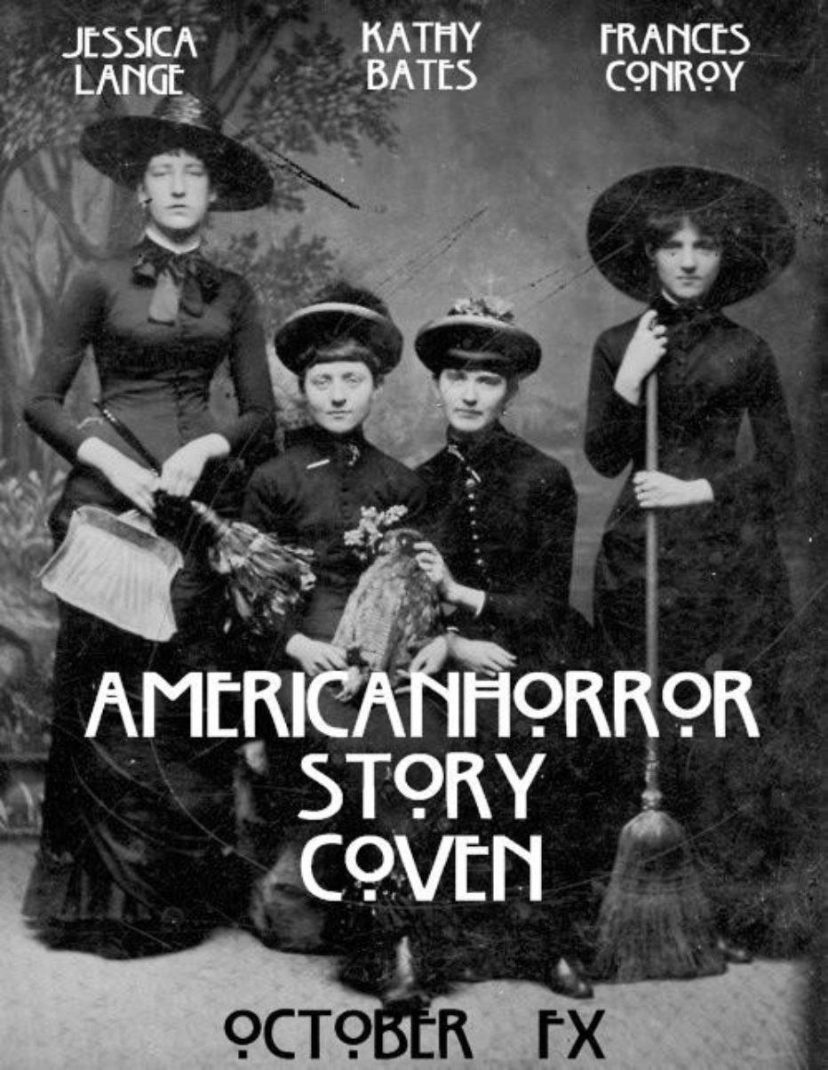 American Horror Story Coven se estrena el 9 de Octubre
