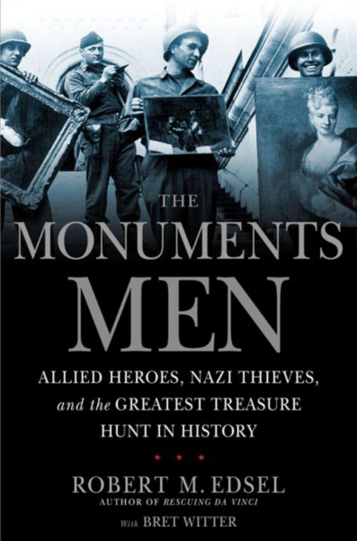 «The monuments man»: Estreno del trailer. Dirige George Clooney. Directo a la carrera de premios.