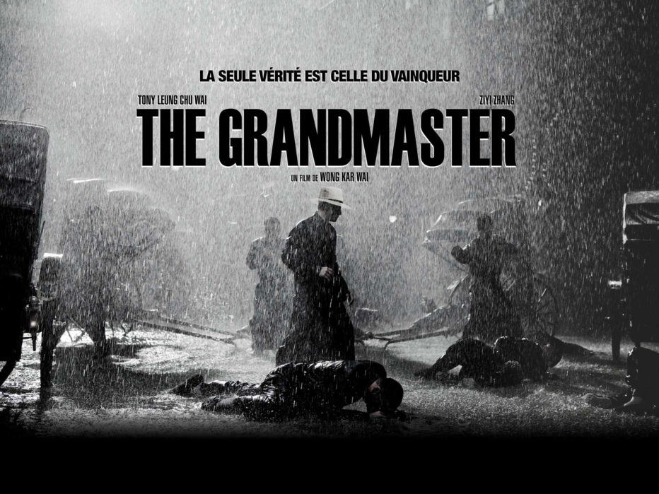 THE GRANDMASTER: Poster oficial, una obra de arte.