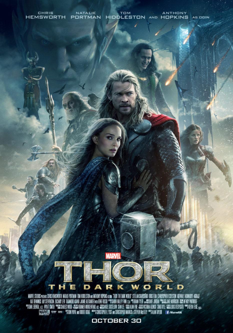 Trailer internacional de Thor: The dark world
