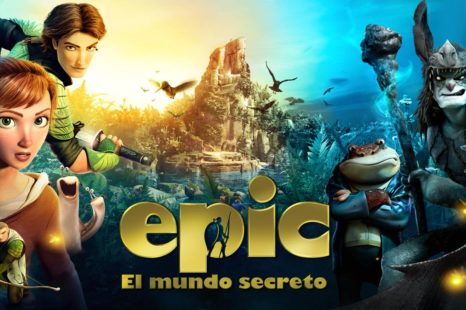 Concurso Epic: El mundo secreto