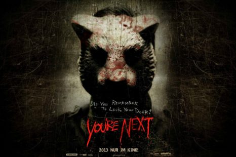Youre Next. Terror no, risas si