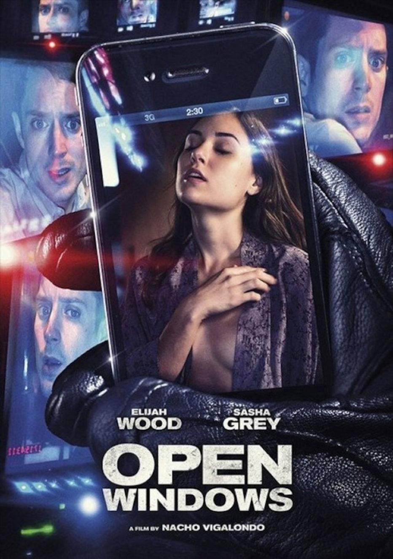 Trailer y póster de Open Windows: lo nuevo de Vigalondo