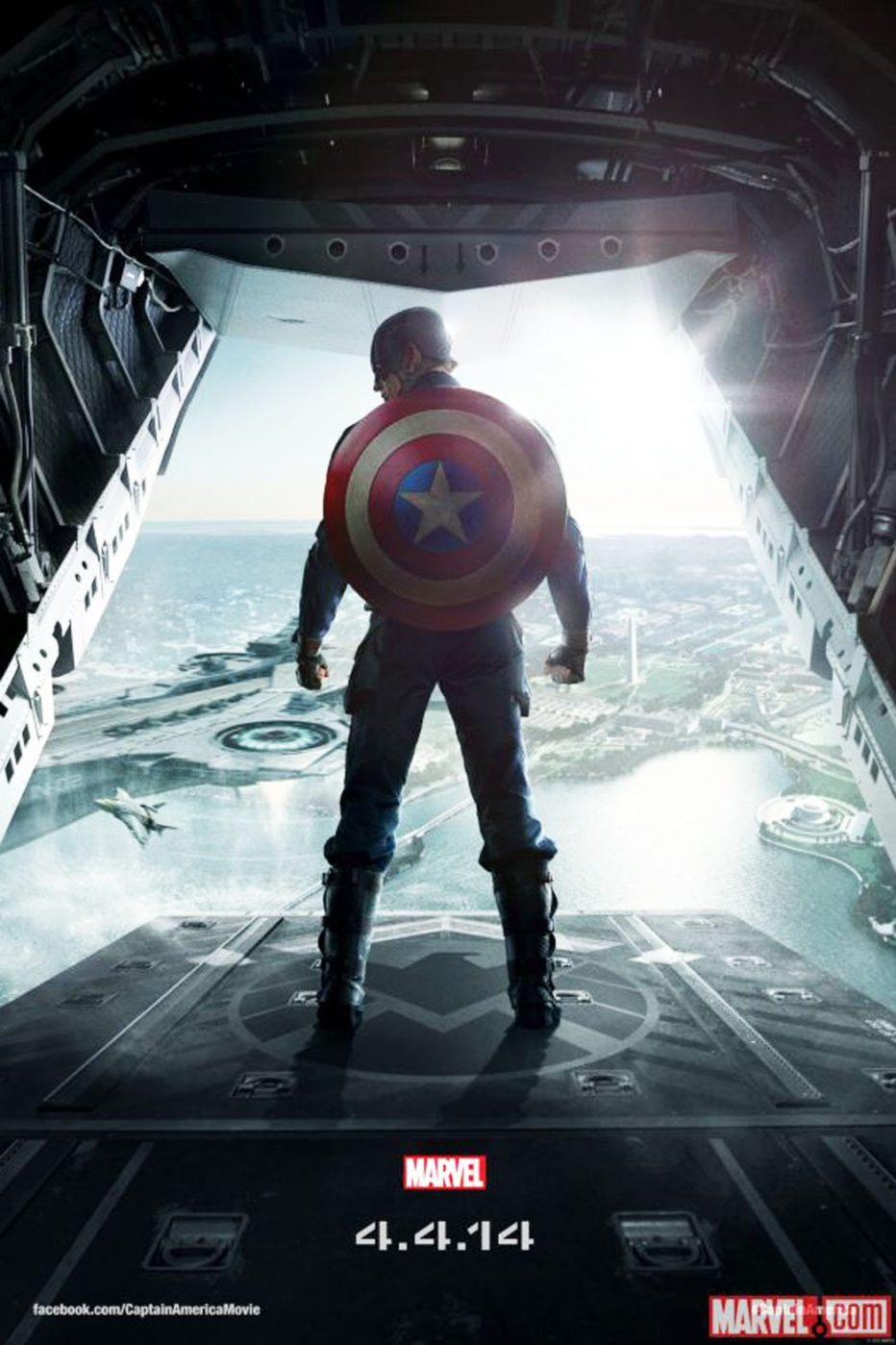 Pre Super Bowl: Capitán América Winter Soldier Spot