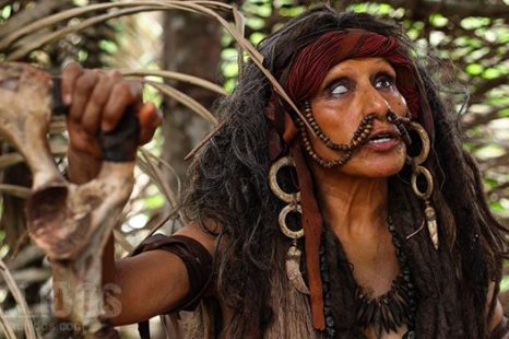 Sitges 2013: día 2: Green inferno, The jungle, Captain Harlock, Hemlock Grove y Zombie Walk