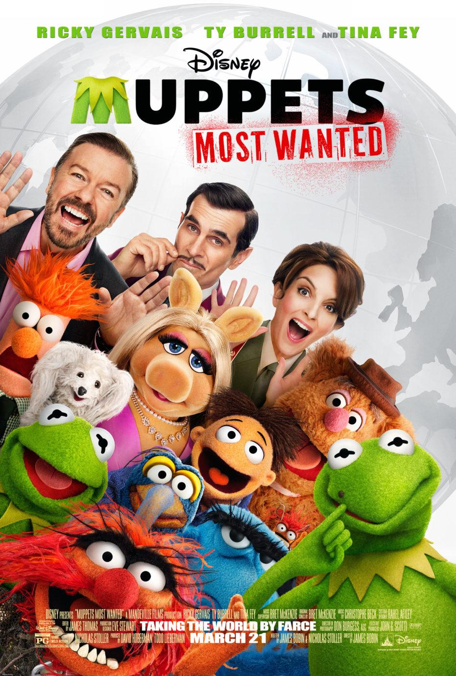 Trailer de Muppets: most wanted