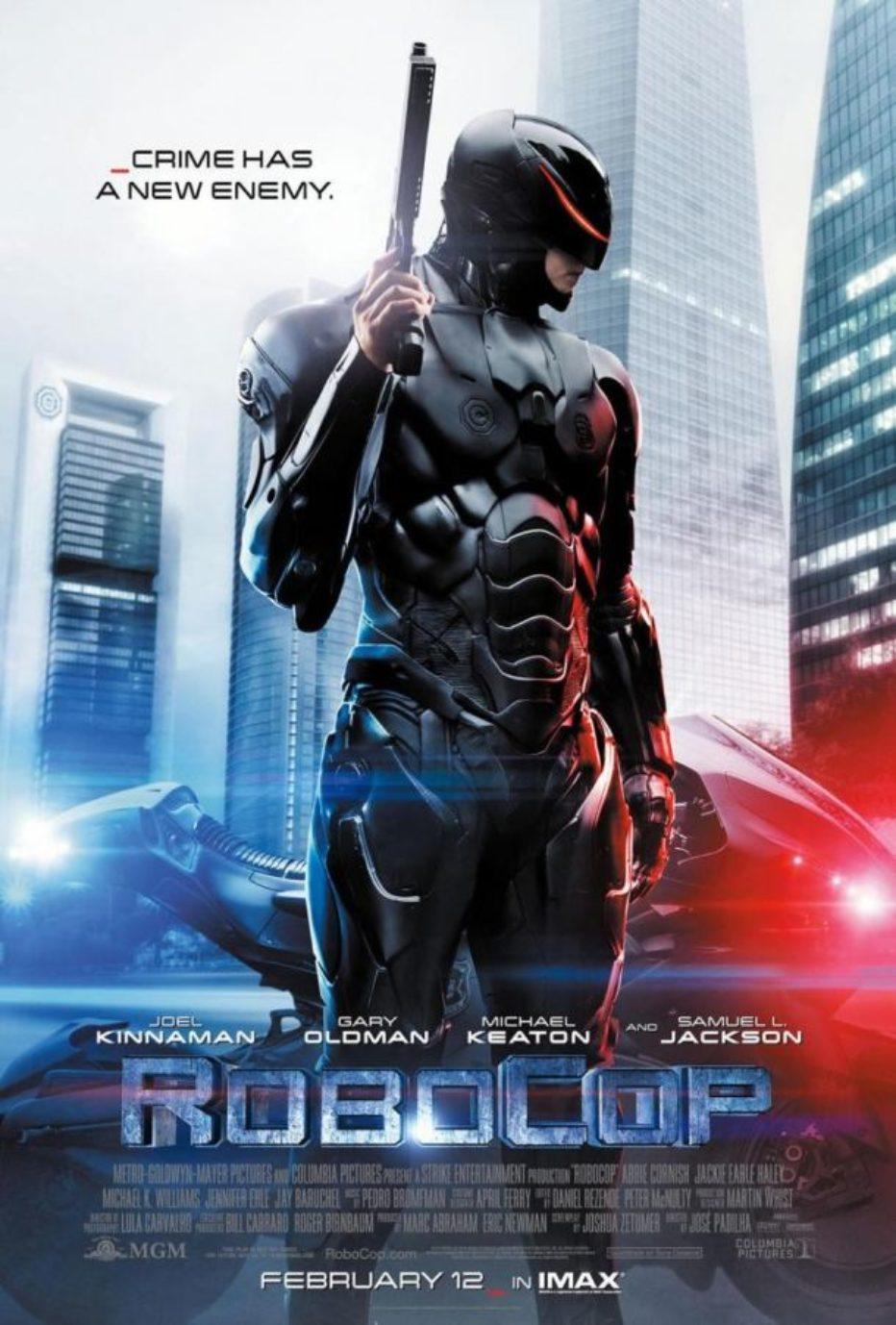 Nuevo trailer de Robocop