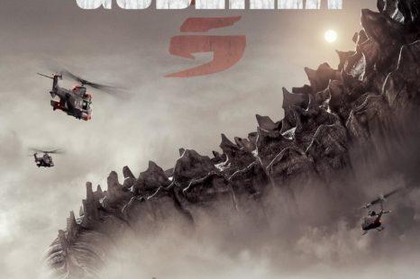 ¡Trailer de Godzilla!